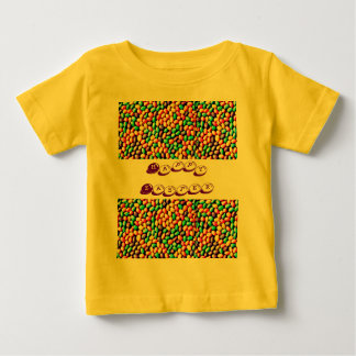 イースターゼリー菓子 ベビーTシャツ