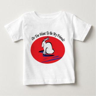 イースター乳児のTシャツ ベビーTシャツ
