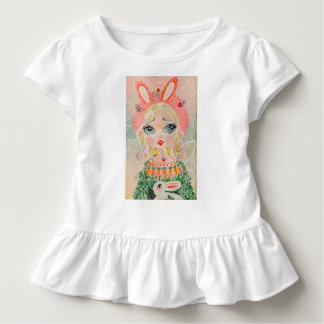 イースター妖精の幼児のティー トドラーTシャツ