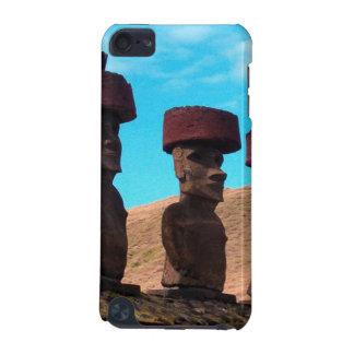 イースター島の語り手の顔 iPod TOUCH 5G ケース