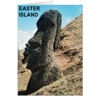 イースター島 カード