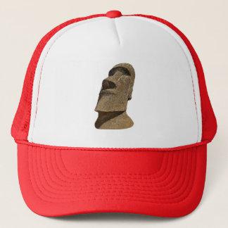 イースター島Moai -トラック運転手の帽子 キャップ