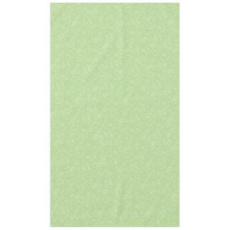 イースター緑のレトロのペイズリー テーブルクロス