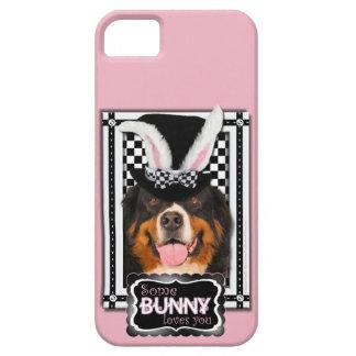 イースター-バニー愛します-ベルニー iPhone SE/5/5s ケース