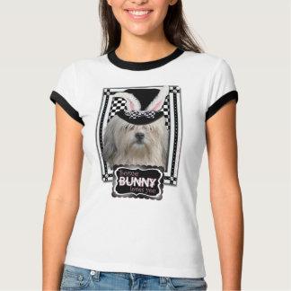イースター-バニー愛します- Lowchen Tシャツ