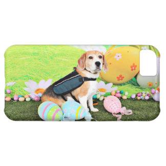 イースター-ビーグル犬- Brady iPhone5Cケース