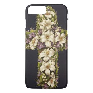 イースター・リリーの十字 iPhone 8 PLUS/7 PLUSケース