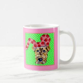 イースターAiredale コーヒーマグカップ