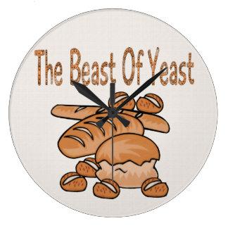 イーストの獣 ラージ壁時計