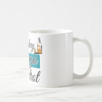 ウィスキーのタンゴはフォックストロットを踊ります コーヒーマグカップ