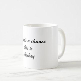 ウィスキーのマグ コーヒーマグカップ