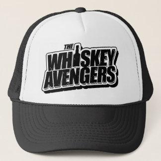 ウィスキーの報復者のトラック運転手 キャップ