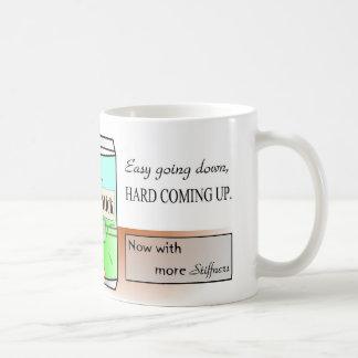 ウィスキーの棒 コーヒーマグカップ