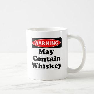 ウィスキーを含むよろしいです コーヒーマグカップ