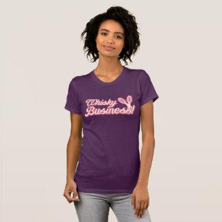 ウィスキービジネス Tシャツ