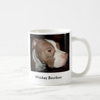 ウィスキーブルボン コーヒーマグカップ