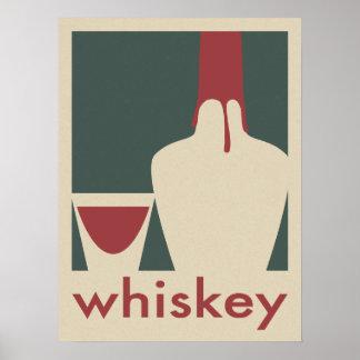 ウィスキーポスター ポスター
