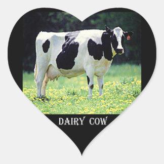 ウィスコンシンの乳牛 ハートシール
