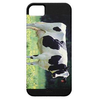ウィスコンシンの乳牛 iPhone SE/5/5s ケース