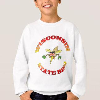 ウィスコンシンの州鳥 スウェットシャツ