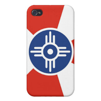 ウィチタの旗 iPhone 4/4S ケース