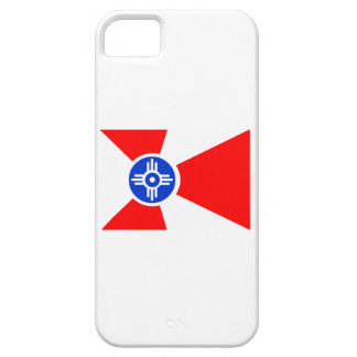 ウィチタカンザスの旗 iPhone SE/5/5s ケース