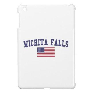 ウィチタ米国の旗 iPad MINI カバー