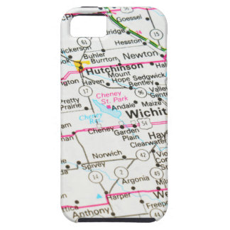 ウィチタ、カンザス iPhone SE/5/5s ケース