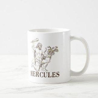 ウィット: ヘラクレス コーヒーマグカップ