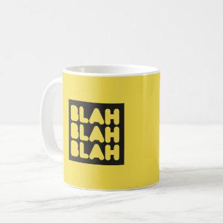 ウィット、知恵および皮肉 コーヒーマグカップ