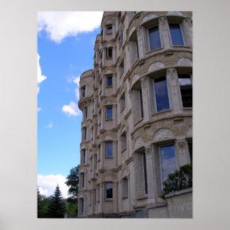 ウィニペグの城のアパート ポスター