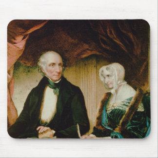 ウィリアムおよびメリーWordsworth 1839年のポートレート マウスパッド