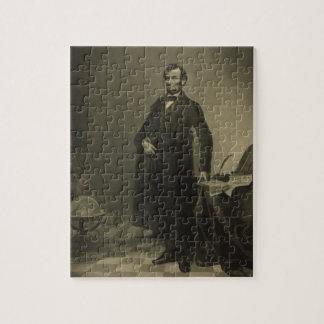 ウィリアムのパテによるエイブラハム・リンカーン ジグソーパズル
