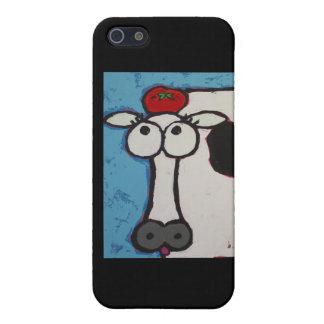 ウィリアムはトマト牛iPhone 5の場合を言います iPhone 5 カバー