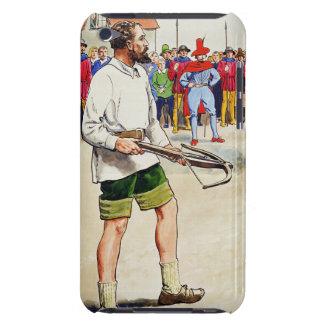ウィリアムは「過去へののぞき見」から、publishe言います Case-Mate iPod touch ケース