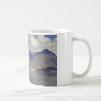 ウィリアムスタンリーHaseltine - Lago Maggiore コーヒーマグカップ