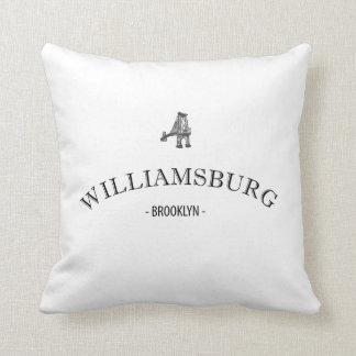 ウィリアムズバーグブルックリンの枕 クッション