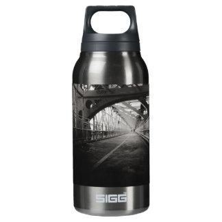 ウィリアムズバーグ橋建築-ニューヨークシティ 断熱ウォーターボトル