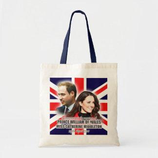 ウィリアム王子及びKate Middletonのバッグ トートバッグ