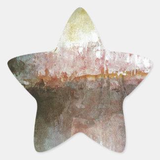 ウィリアム著議会の家の焼却 星シール