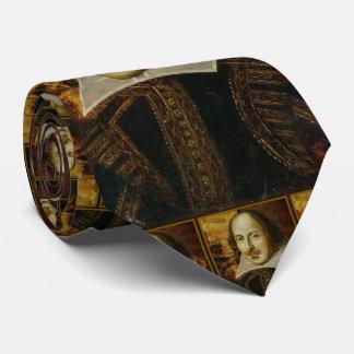 ウィリアム・シェイクスピアのタイ ネクタイ