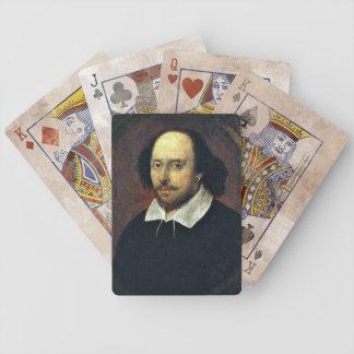 ウィリアム・シェイクスピアのトランプ バイスクルトランプ