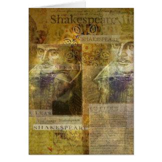 ウィリアム・シェイクスピアの芸術 カード