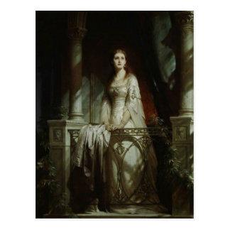 ウィリアム・シェイクスピアのJuliet ポストカード