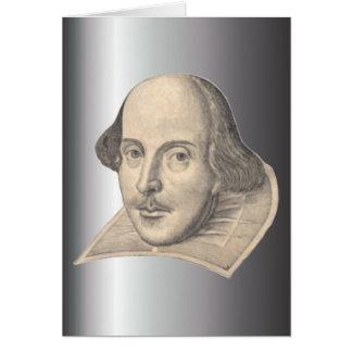 ウィリアム・シェイクスピア カード