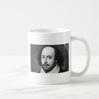 ウィリアム・シェイクスピア コーヒーマグカップ