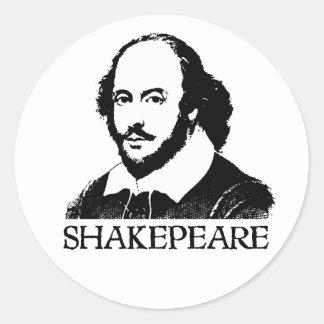 ウィリアム・シェイクスピア ラウンドシール