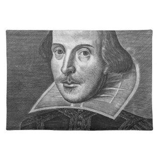 ウィリアム・シェイクスピア ランチョンマット