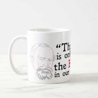 ウィリアム・ジェームズのマグ コーヒーマグカップ