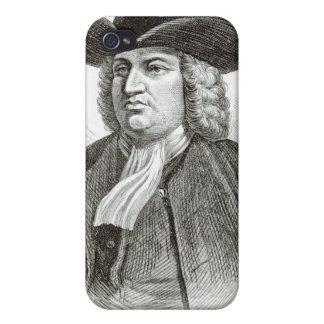ウィリアム・ペンはJosiah木Whymperによって刻みました iPhone 4/4S カバー